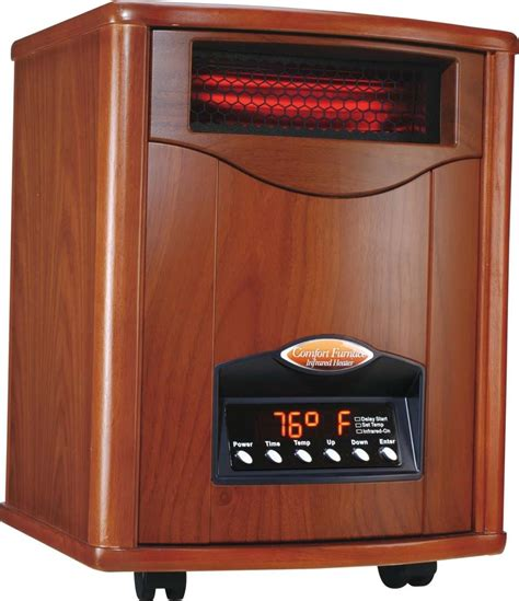 comfort furnace infrared heater comfort furnace the best infrared heaters reviews