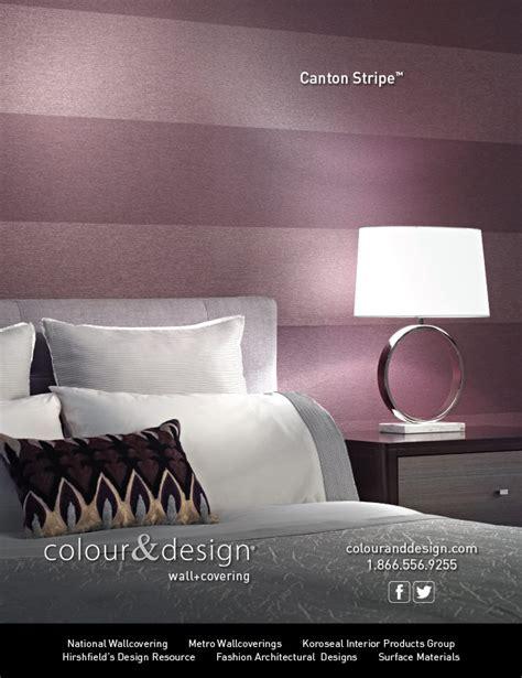 Interior Design Advertisements by Colour Design News