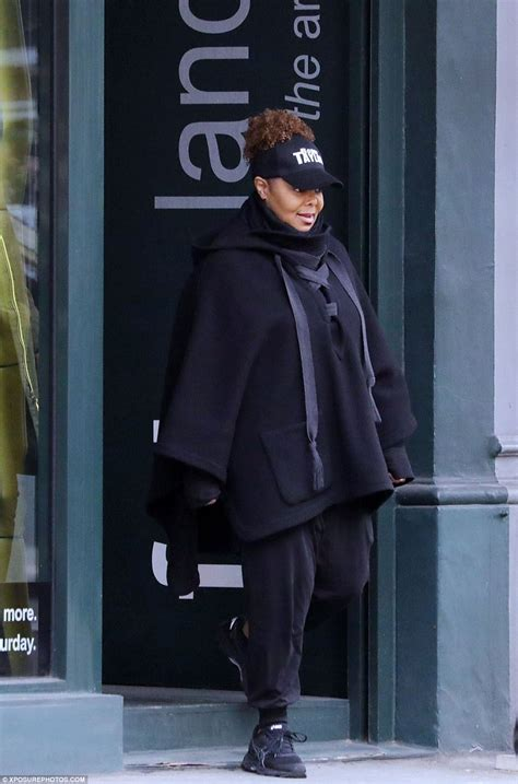 Janet Jackson Doesnt What A Shopping Cart Is by Janet Jackson Seen For Time Since Split From Husband