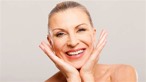 woman face 45 the biggest skin care dilemmas women face in their 50s