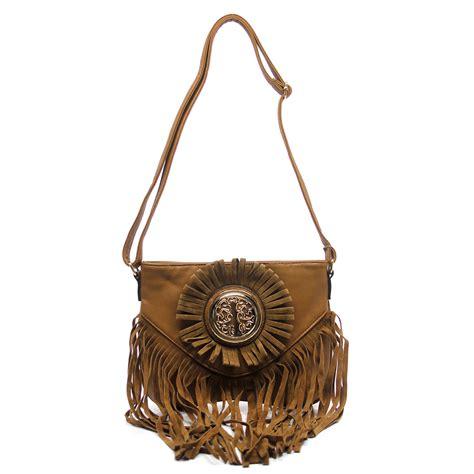 5811jm brown flower handbags fashion world