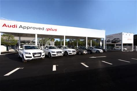 audi approved plus audi india to start pre owned cars business calls it
