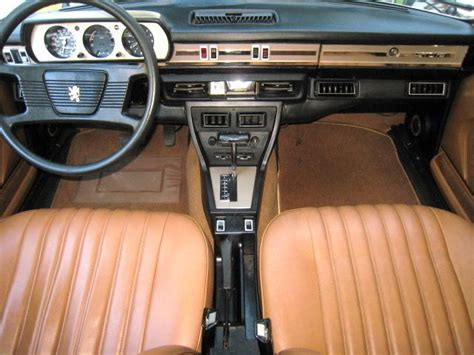 peugeot 504 interior cars of a lifetime peugeot 504 diesel wagon the long