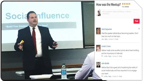 Mba In Speaking by Do You Need An Authority On Social Team Engagement