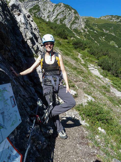 Hanauer Klettersteig, Lechtaler Alpen - lechtal-info.com G Design Letter