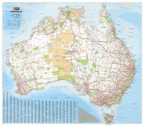 vector map world asia australia one stop map