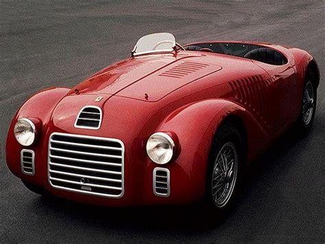 ferrari 125 s 1947 ferrari 125 s review top speed