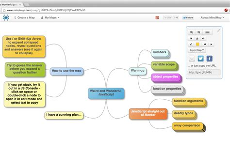 free mapping software list of concept and mind mapping software network