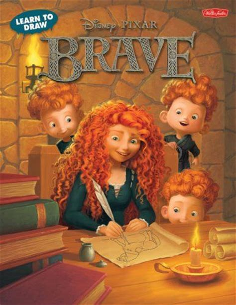 libro learn to draw a libro learn to draw brave tusprincesasdisney com