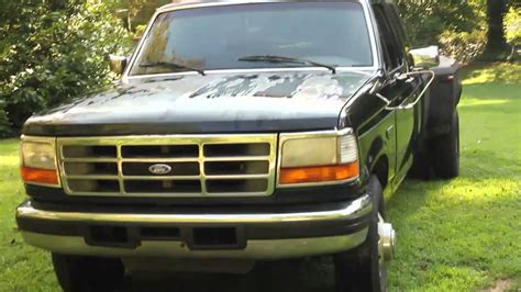 1998 ford f350 diesel for sale 1996 ford f350 ext cab dually powerstroke for sale