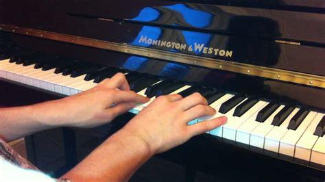 tutorial piano wake me up ed sheeran wake me up piano tutorial part 1 youtube