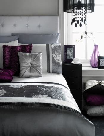 Silver Black Bedroom by Vintage Black White And Silver Bedroom Decora