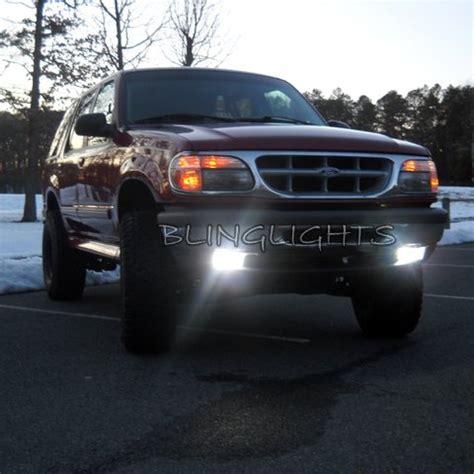 ford explorer light bar 1995 1996 1997 1998 ford explorer xenon fog ls driving