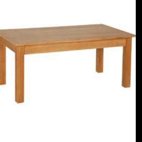now 163 32 99 was 163 199 99 solid oak coffee table bargain at