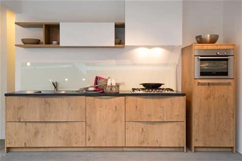 bkb keukens bkb keukens rechte keuken met losse kast