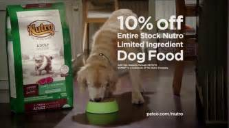 petco nutro food petco tv commercial nutro pet food ispot tv