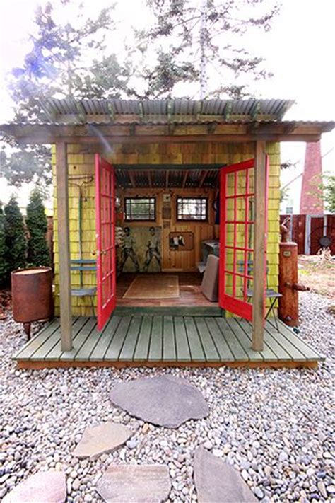 Do You Have A Backyard Studio Office Shed Or Cottage Backyard Studio