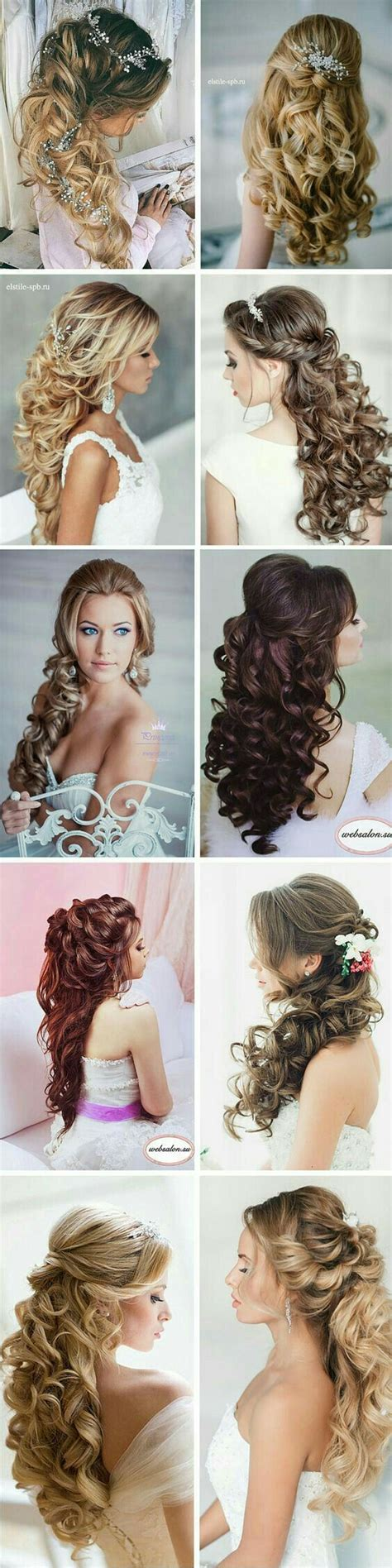 hairstyles for evening reception best 25 curly prom hairstyles ideas on pinterest curly