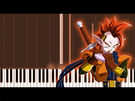 tutorial piano dragon ball z tapion s theme dragon ball z piano tutorial synthesia