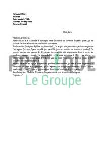 lettre de motivation pour vendeuse pr 234 t 224 porter pratique fr