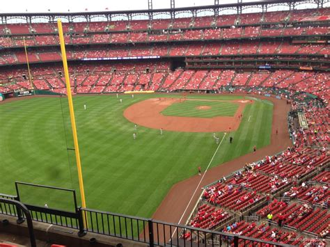 what is section 370 busch stadium section 370 rateyourseats com