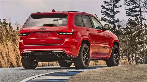 Where Are Jeep Cherokees Made Jeep Grand Trackhawk Is The Fastest Suv Made