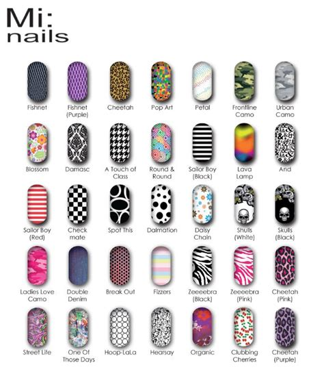 Nail Wraps by Wraps For Nails Best Nail Designs 2018