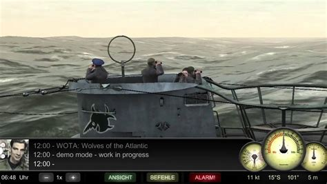 quot wota wolves of the atlantic u 96 quot for ios iphone - U Boat Simulator Ipad