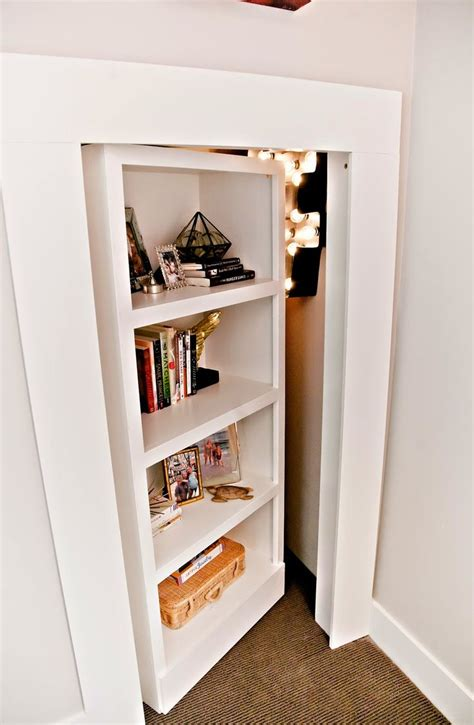 the 25 best ideas about door bookcase on