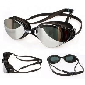 Kacamata Renang Anti Fog Uv Protection Gog 3550 2 kacamata renang anti fog uv protection gog 3550 black