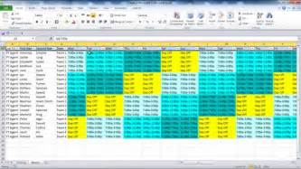 12 hour work schedules templates creating your employee schedule in excel