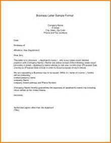 Form Letter Template by 6 Form Letter Template Budget Template