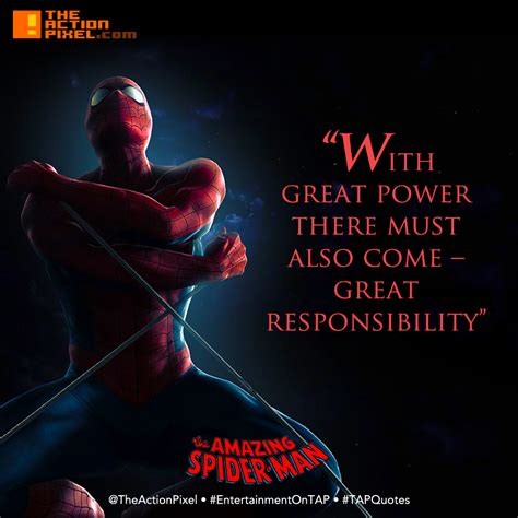 With Great Power quotes with great power www imgkid the