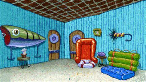 Spongebob S Living Room spongebob s house