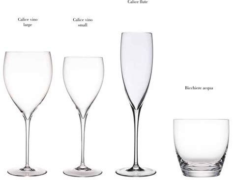bicchieri rogaska bicchieri per acqua rogaska interni d elite