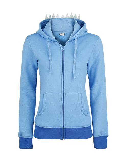 stitching hoodie s blue lilo and stitch costume hoodie