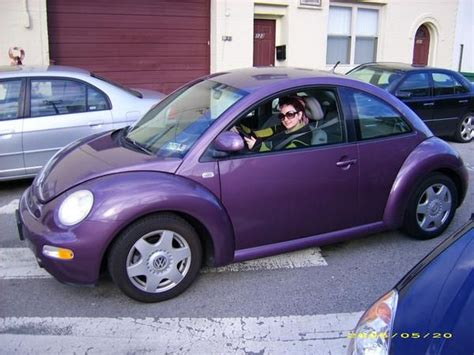 punch buggy car convertible purple punch buggies beetle purple purple pinterest