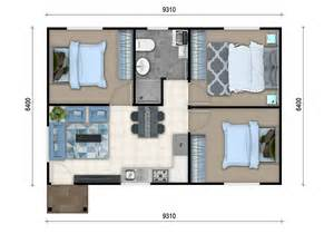 Floor Plan Of 2 Bedroom Flat 28 flat design floor plan floor banksia granny flat