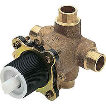 price pfister 0x8 340a pressure balance tub shower valve