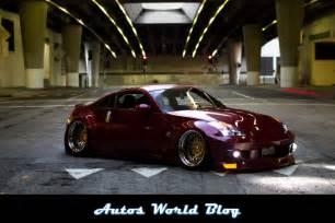 Nissan 350z Widebody Hellaflush Nissan 350z Wide Kit Modified Autos