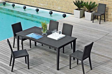 tavoli da giardino quali scegliere accessori per esterno