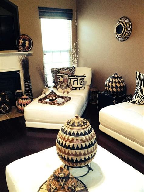 decorative home accessories interiors best 25 african home decor ideas on pinterest african