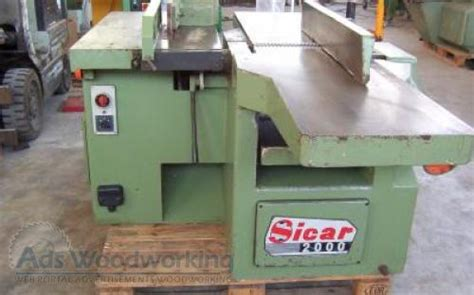 sicar woodworking machinery wood sicar woodworking machines pdf plans
