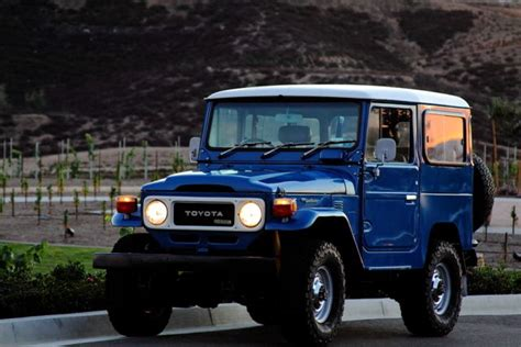 Toyota Temecula Phone Number Bj42 Fj40 Toyota Land Cruiser Diesel Extremely