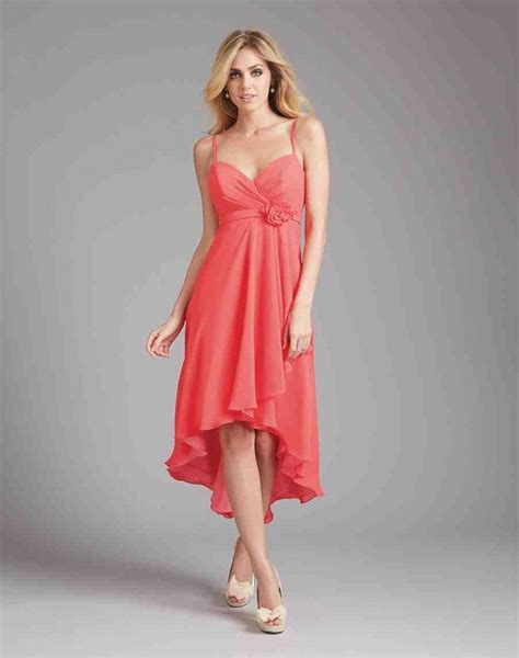 coral colored dress 25 best ideas about coral bridesmaid dresses on