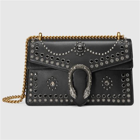 Studded Bag dionysus studded shoulder bag gucci s shoulder