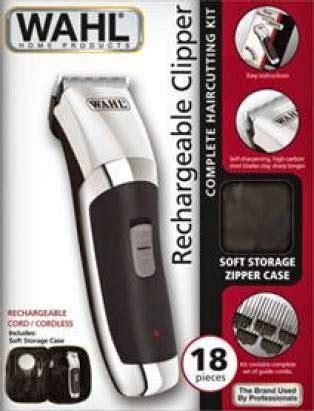 Reffil Isi Ulang Mata Pisau Cukur Rambut Wahl B 105 Original jual mesin cukur rambut wahl recharger clipper jual alat