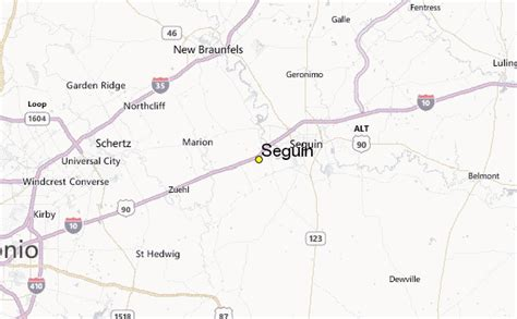 where is seguin texas on a map seguin weather station record historical weather for seguin texas