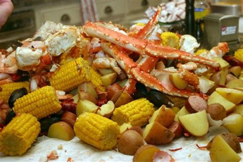 how to do a crab boil dishin dishes