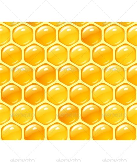 honey pattern vector vector honey background by denis13 graphicriver